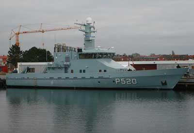 Armée danoise/Danish Defence(Forsvaret) Diana400px