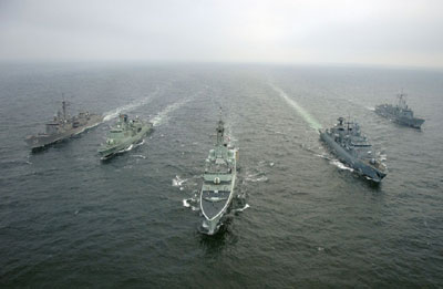 Standing NATO Maritime Group 1