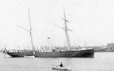 The armored schooner ABSALON