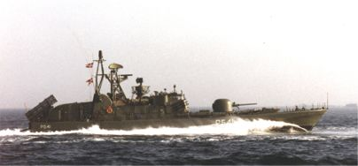 Guided Missile Boat BREDAL