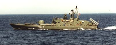 Guided Missile Boat SUENSON
