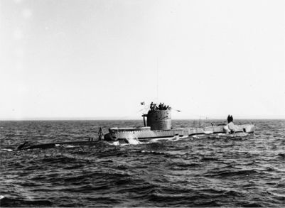 u 2 1959  Undervandsbåden U 1 ,