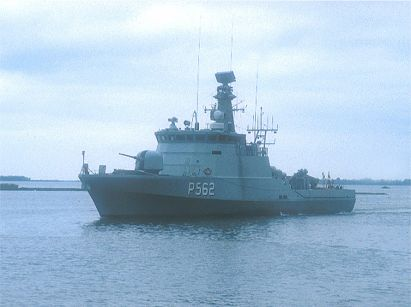 Guided Missile Vessel VIBEN