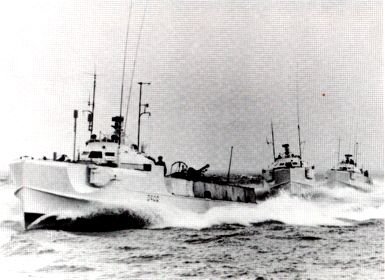 Motor torpedo boats of the GLENTEN Class