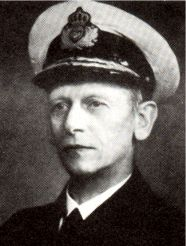 Vice Admiral A. H. Vedel