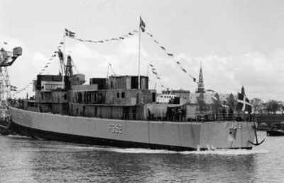 Peder Skram 1966 1990 Fregat